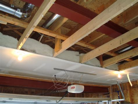 insulation for garage ceiling garage reno part 1 171 greg maclellan