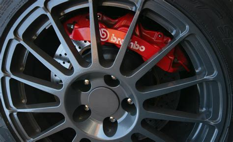 Tesla Brake Calipers Visiting The Birthplace Of The Tesla Brembo Brakes