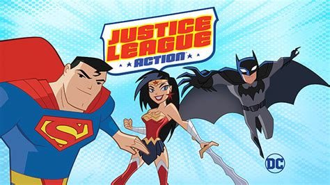 summary justice an all action comic con 2017 warner bros