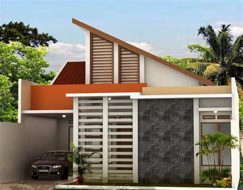 design eksterior rumah tipe 36 65 contoh eksterior rumah minimalis type 36 terbaru