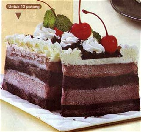 Cara Membuat Ice Cream Black Forest | macam bentuk kue ulta 2015 new calendar template site