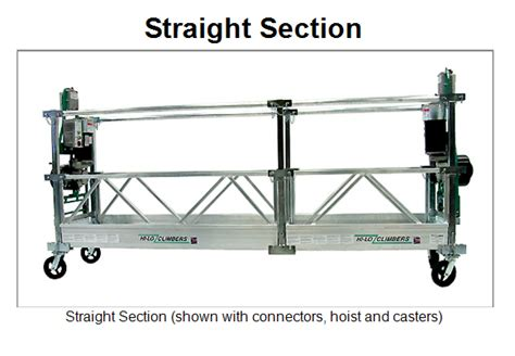 swing stage equipment scaffolding inc swing stage scaffolding swing stage