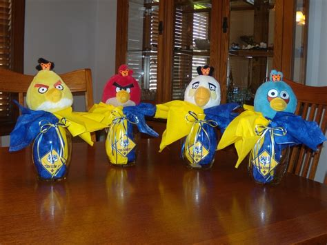 blue and gold banquet centerpieces blue and gold banquet centerpieces cub scouts blue