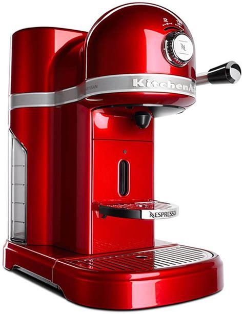 Kitchenaid: Kitchenaid Nespresso Review