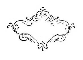 Blank Wedding Programs Scroll Designs Free Download Clip Art Free Clip Art On Clipart Library