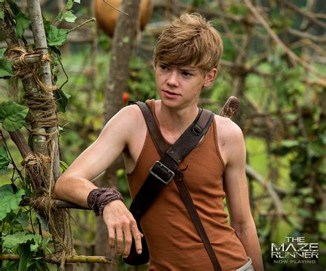 Newt Maze Runner Thomas