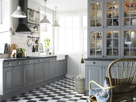 metro cabinet and flooring 25 kitchen design inspiration ideas gray kitchens