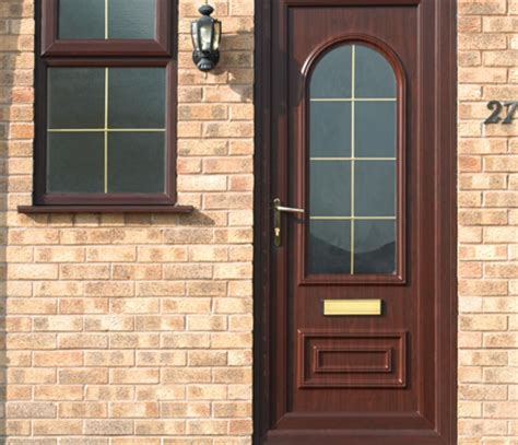 brown doors upvc upvc doors willow windows