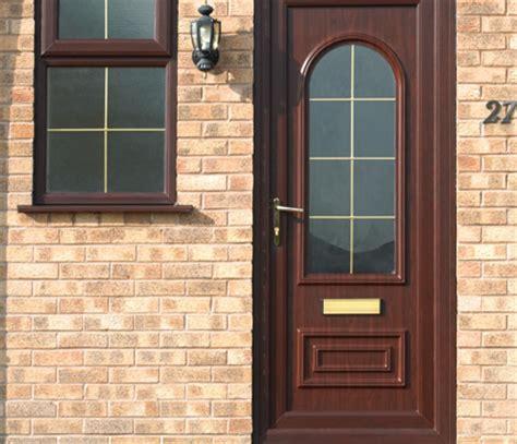 Plastic Front Doors Upvc Doors Willow Windows