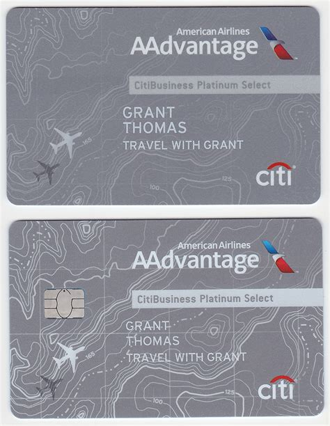 Aadvantage Business Card