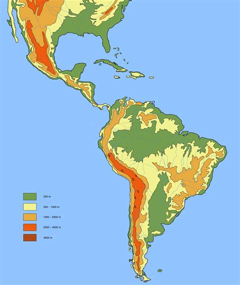 a map of the america maps of south america map library maps of the world