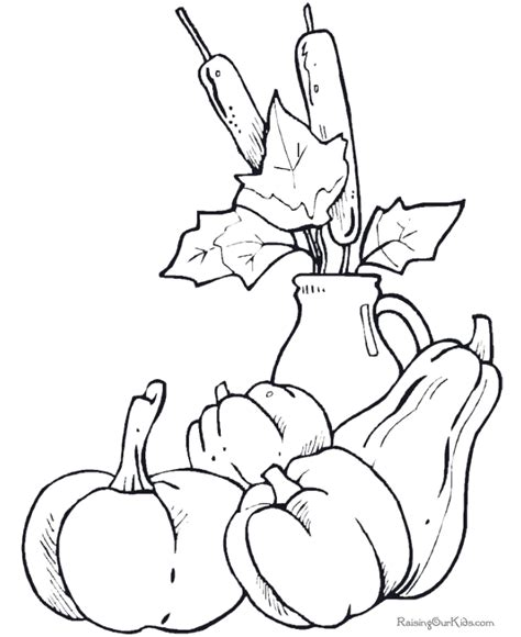coloring page of thanksgiving food thanksgiving coloring sheets 025