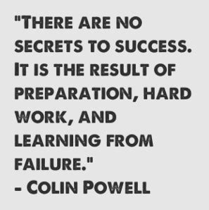 work it secrets for success from the boldest in business books colin powell quotes decision quotesgram