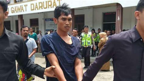 Kaos Bola As Roma Pedang polisi ringkus empat pelaku perokan nasabah bri di