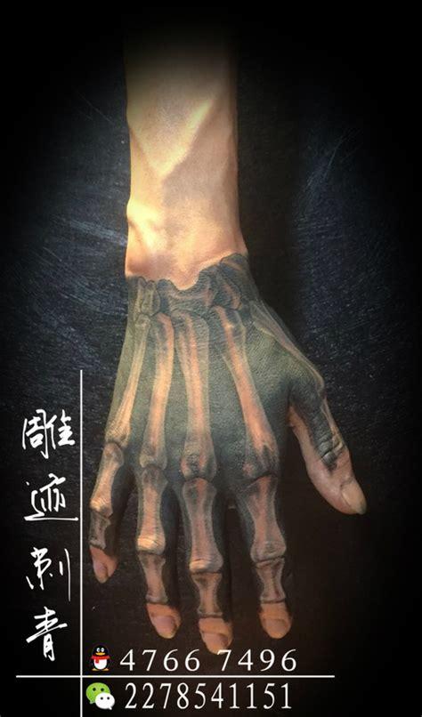 广州纹身 广州雕迹刺青