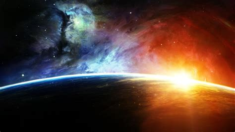 colorful universe wallpaper colorful space wallpaper 6328