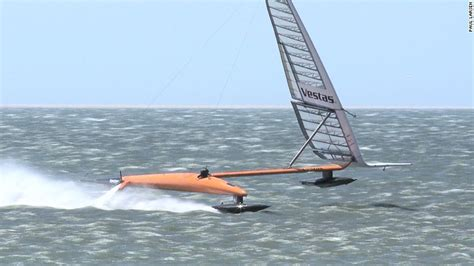 fastest on a boat record breaking speed sailor has plans for crazy boat cnn