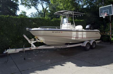 ebay boats by owner boston whaler 210 outrage 2006 for sale for 40 000