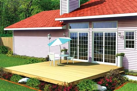 simple backyard deck ideas patio and deck ideas for small home landscaping