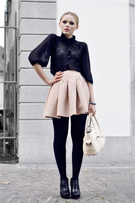 creative ways  wear sheer clothing glam radar
