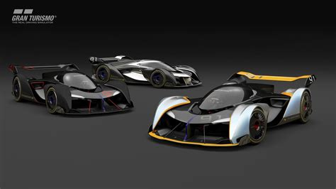 mclaren formula   mclaren ultimate vision gran turismo  mclaren automotive