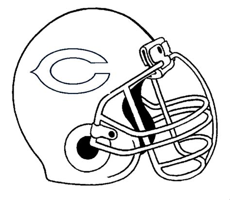 printable coloring pages nfl football helmets printable football helmets cliparts co