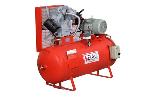 buy bac  stage double cylinder air compressor bac ts