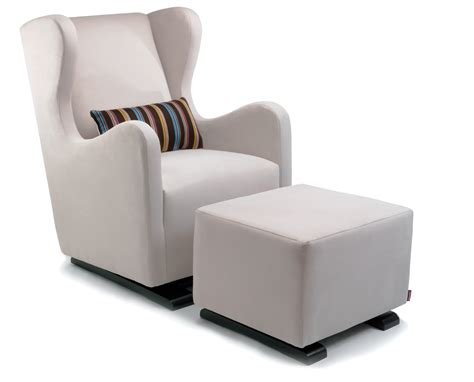 glider chair and ottoman for nursery vola glider chair modern nursery furniture by monte design