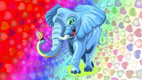 colorful elephant wallpaper colorful elephant wallpaper barbaras hd wallpapers