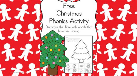 christmas word family worksheet make learning fun