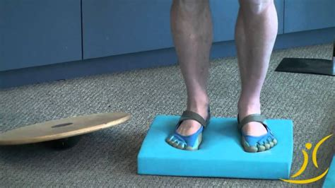 physical therapy balance mat fitterfirst balance pad beam