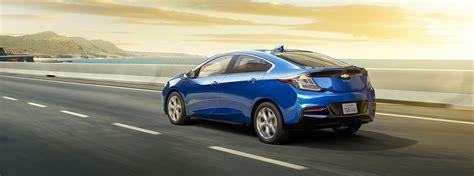 2017 chevrolet volt extended range electric car
