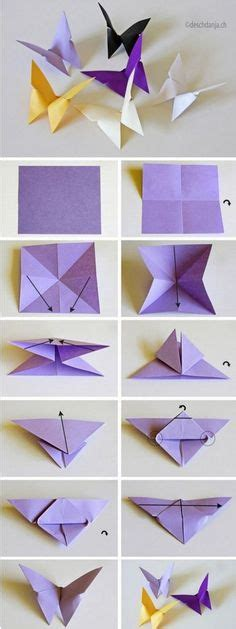 Origami Paper Chain - paper doll chain with a boy and make
