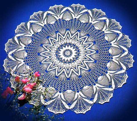 pattern crochet lace tablecloth crochet art crochet lace tablecloth pineapple crochet lace
