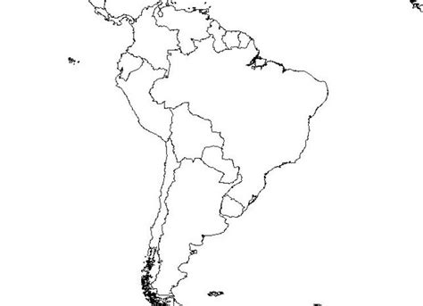 blank map of south america blank map of south america new calendar template site