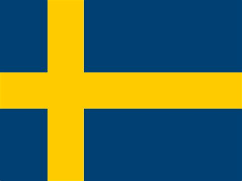 sweden flag colors sweden design backgrounds flag templates free ppt