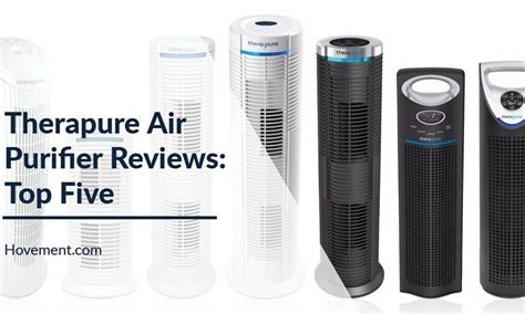 therapure air purifier reviews refresh the air hovement