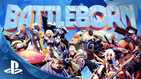 Ps4 Battleborn Only battleborn for every of badass e3 2015 trailer ps4