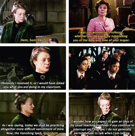 times professor mcgonagall proved     official queen  sass sarcasmco