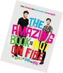 The Amazing Book Is Not On The World Of Dan And Phil Dan Howell the amazing book is not on the world of dan and phil 9781101939840 searchub