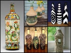 recycled home decor projects 50 beautiful bottle decorating ideas diy recycled room