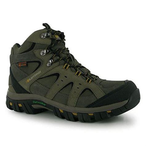 karrimor mens boots karrimor mens mendoza mid walking boots hiking outdoors