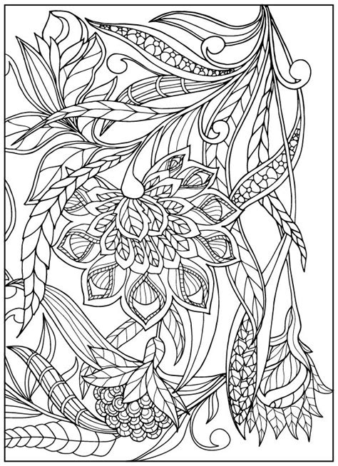 vintage geared charm coloring book books 1000 ideas about flower coloring pages on