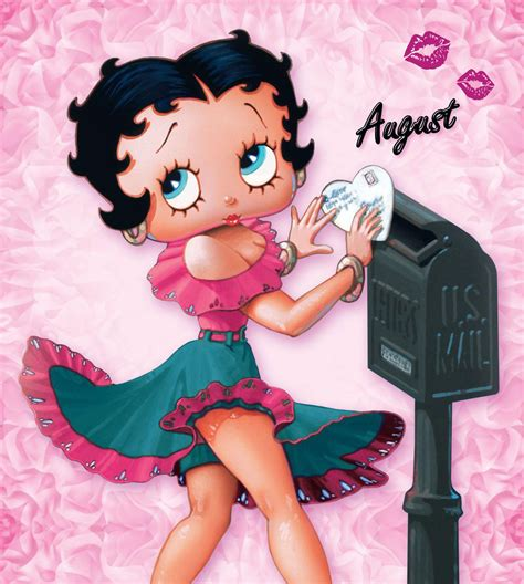 Black Betty Boop Pictures Images