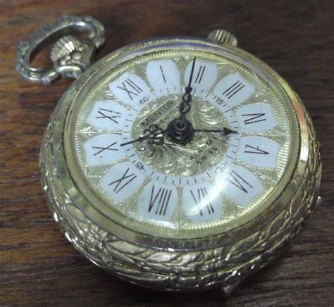 pocket watches vintage mentor alarm pocket not