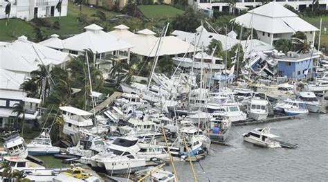 cyclone damaged boats for sale australia australia reels from heavy once in a century cyclone