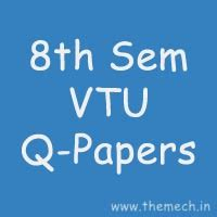 sem vtu  question papers themechin