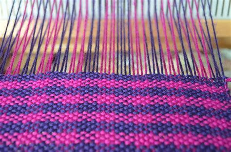 what is crochet weaving knitting weaving or crochet what s your method warp