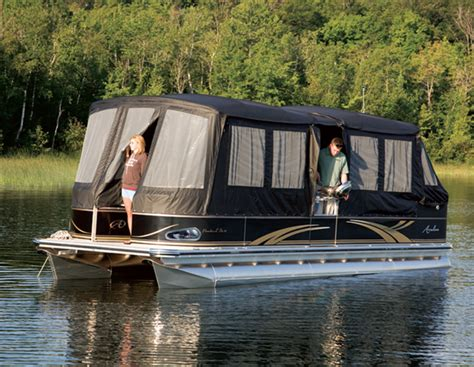 tracker boats build your own build your own ambassador entertainer pontoon boat