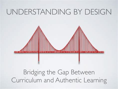 the in discipline of design bridging the gap between humanities and engineering design research foundations books ubd bridging the gap